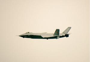 Test flight of J-20 no. 2012