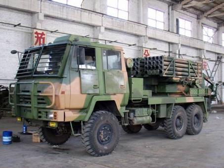A PLA rocket cannon