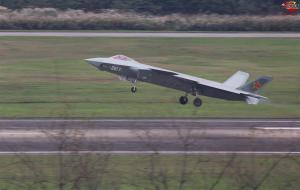 HD photo of J-20 newest prototype no. 2017