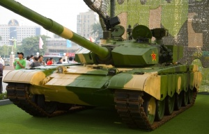 China's Type 99 tank. Image: Creative Commons.